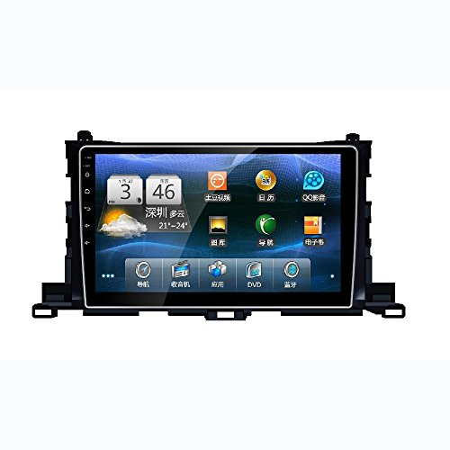 "10"" Quad Core Android 5.1 Full Touch Screen Car DVD GPS Navi"