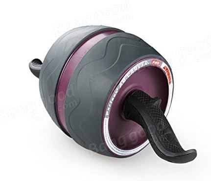 Bazaar Sports fitness rouleau motorisé abdomen roue d'entraînement musculaire équipement ab rouleau d'exercice