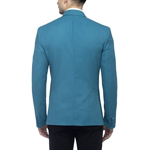 41tNAqhhLwL. SS500  - Favoroski Men's Blazers - Turkish Green