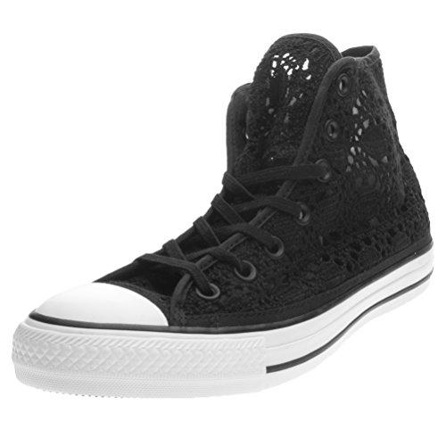 Taylor Toile Converse Hi Femmes Sneaker Speciality Noir Chuck High TnPzXp