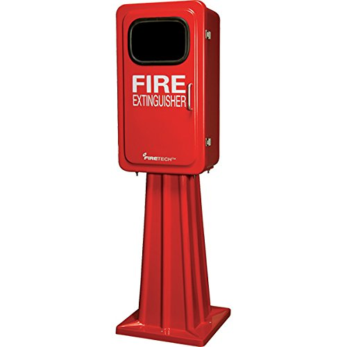 FireTech Fire Extinguisher Cabinet Stand (2 Pack)