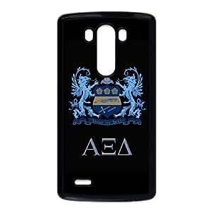 LG G3 Cell Phone Case Black_Alpha Xi Delta Oocnx