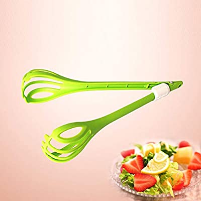 Cooking Tools - Plastic Food Clip Tongs Multifunctional Snack Salad Bread Clamp Heat Resistance Bbq Barbecue Cooking - Cooking Snack Tools Tongs Clip Tong