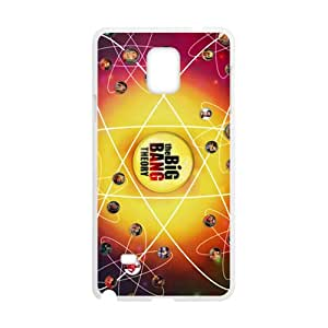 Malcolm The Big Bang Theory Design Personalized Fashion High Quality Phone Case For Samsung Galaxy Note4