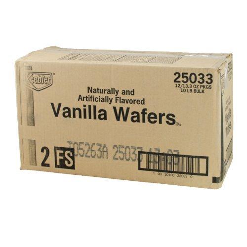 Kellogg's Keebler Wafers, Vanilla, 13.33 Ounce / 12 (Vanilla Wafers)