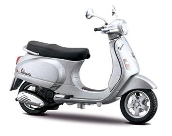 Maisto Vespa LX 125 2005 - Maqueta de moto (1:18), color ...