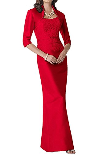 Rojo Topkleider para Vestido Topkleider Vestido Rojo para mujer mujer HnqwUC8Cx