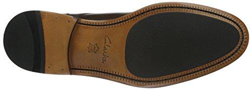 Stringate Walk Scarpe Clarks Clarks Walnut Coling Uomo Marrone Leather Coling qwH1Bq4