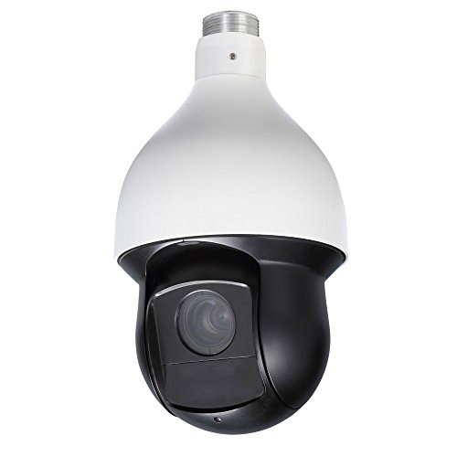 Dahua 2MP 1080p Network IR PTZ Dome IP Camera: 30x Zoom, PoE+/24v AC/12v DC, IP66, 100m Infrared, Local Storage, Alarm, Audio, Onvif, 2yr