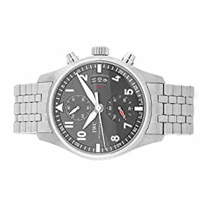 IWC Spitfire automatic-self-wind mens Watch IW3878-04 (Certified Pre-owned)