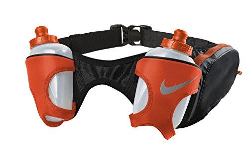 Nike Double Flask Belt 20 OZ (Best Nike Running Hydration Belts)