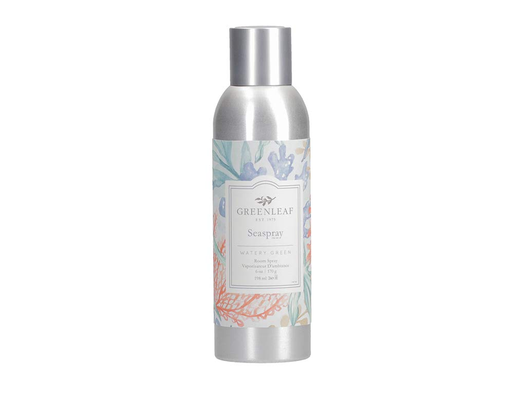 GREENLEAF Air Freshener Room Spray - Seaspray - Made in The USA