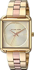 Michael Kors Women's MK3665 Gold One Size