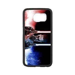 GGMMXO Star Wars 1 Phone Case For Samsung Galaxy S6 G9200 [Pattern-1]