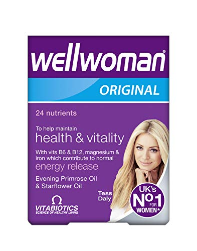 Vitabiotics Wellwoman Original 30 Caps, 59 g
