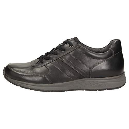Herren 703 Fabirio Sioux Schwarz Sneaker 7dZgwnxC
