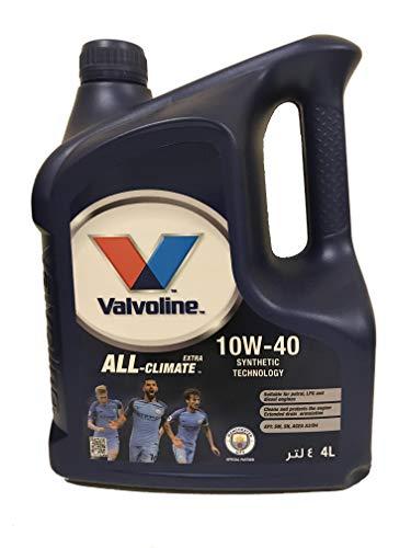 Valvoline All Climate Extra Motor Oil SAE 10W40