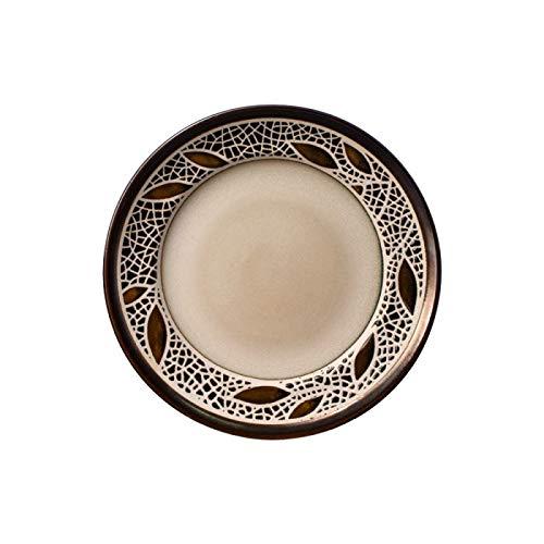 Gourmet Basics Alexandria Appetizer Plate
