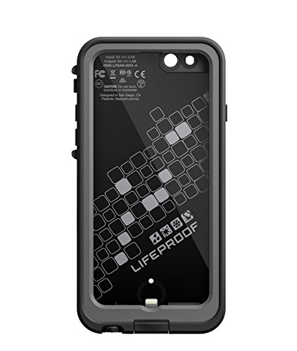 Price comparison product image LifeProof Fre Power External Battery Case for Apple iPhone 6 and iPhone 6S - Blacktop
