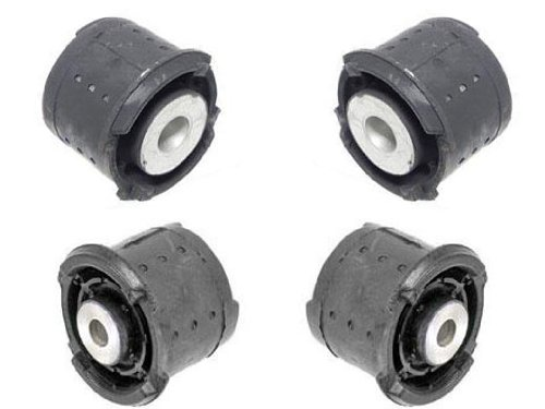 (BMW e46 e85 Axle Carrier Mount SET (x4 bushings) Rear Subframe )