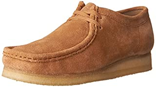 CLARKS Men's Suede Wallabee Shoes, Fudge, 12 D(M) US (B01I4MI9GM) | Amazon price tracker / tracking, Amazon price history charts, Amazon price watches, Amazon price drop alerts