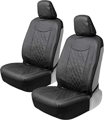 grand caravan leather seat covers - 2