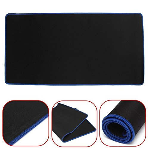 Cmhoo Large Gaming Mouse Pad Soft Rubber Bottom Keyboard