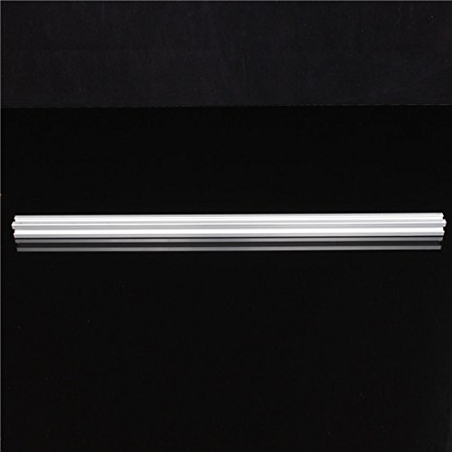 500mm Length 2020 T-Slot Aluminum Profiles Extrusion Frame For CNC Professional 3D Printers, Plasma, Lasers, Stands, Furniture, etc.