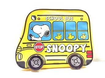 amazon com 2015 snoopy school bus 12 toddler backpack clothing rh amazon com Ball Clip Art Positive Reinforcement Clip Art