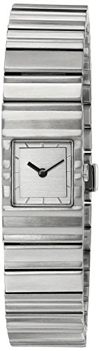 ISSEY MIYAKE Women's 'V' Quartz Stainless Steel Casual Watch (Model: NYAC001Y)