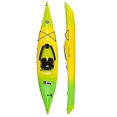 9330335023 Perception Prodigy XS Kayak by Confluence Kayak