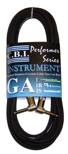 Cbi American Made Guitar Instrument - CBI GA1 1/4
