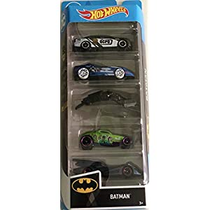 Hot Wheels Batman 2020 –...