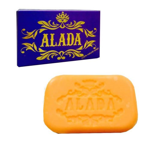Alado the best amazon price in savemoney x2 alada big soap instant whitening aura skin 100 authentic 160g fandeluxe Gallery