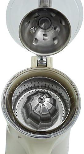 Johny 's AK/7Aut Eco ser (la unión europea plug) Beige exprimidor eléctrico Motor de funcionamiento automático–de potencia: 400W (hecho en Grecia)
