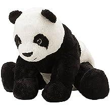 Ikea KRAMIG 902.213.18 Panda, Soft Toy, White, Black, 12.5 Inch