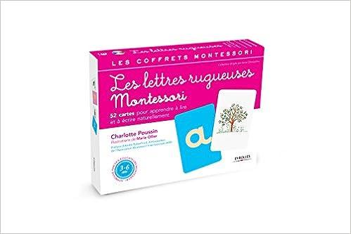 Amazon Fr Les Lettres Rugueuses Coffret Pour Apprendre A Lire Et