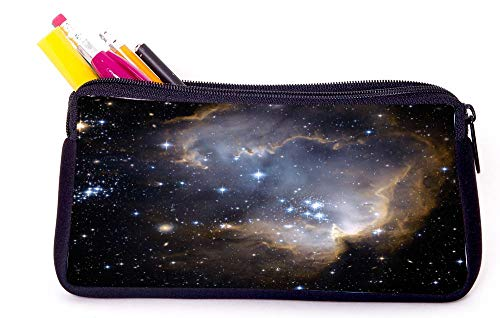 Astronomy Constellations Cosmos Pencil Case for School Supplies for Office Supplies, Gameboy DS, MP3, or Makeup Supplies