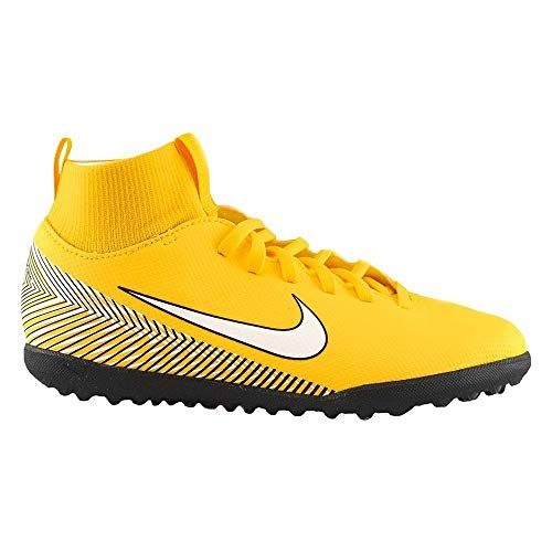 Nike Nike Nike Futsal 6 Tf Jr Mixte black Chaussures Club Superfly amarillo 710 white De Njr Enfant Multicolore xwwn8X