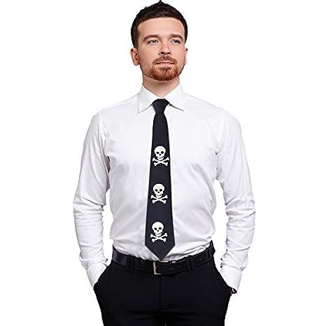Aptafêtes – ac2232 – Corbata Negro Poliéster Ajustable 3 Cabezales ...