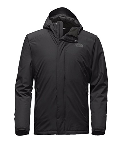 The North Face Men's Inlux Insulated Jacket - TNF Black - XL The North Face Insulated Coat