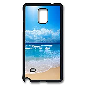 LKPOP Phone Cases / Covers Design With Sunshine Beach Tress Fashion Hard Case For Samsung Galaxy Note 4 N4 No.9