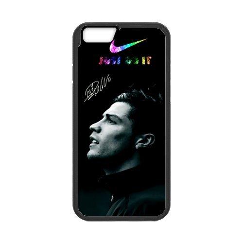 "Fayruz - iPhone 6 Rubber Cases, Cristiano Ronaldo Hard Phone Cover for iPhone 6 4.7"" F-i5G441"