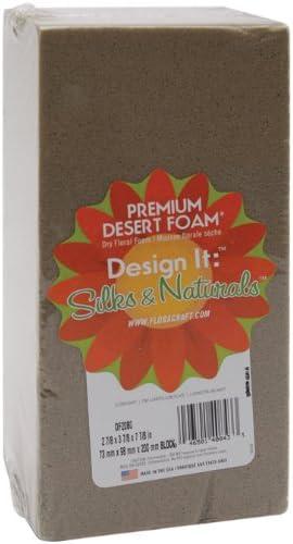 Oasis Sahara Ii Dry Floral Foam case of 20 Br