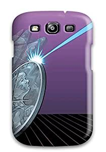 Hot Design Premium Bcpzveu28560nMnlL Tpu Case Cover Galaxy S3 Protection Case(twoface Comics Batman Anime Comics)