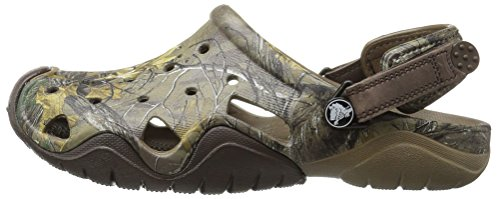 bcd8c12fd crocs Men s Swiftwater Realtree Xtra Clog Mule
