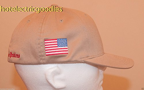 L/XL Chris Kyle Tan Official Khaki Cap Hat Craft International