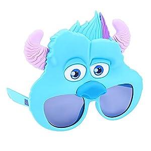 Costume Sunglasses Monsters Sullivan Sun-Staches Party Favors UV400