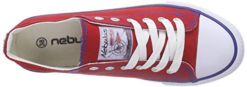 Zapatillas Rojo Idaho 42 EU Nebulus UWd4Tqd