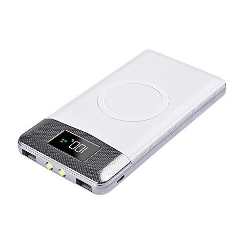 10,000mAh Portable Qi Charger